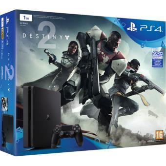 Consola Sony Destiny 2 1TB Black PS4