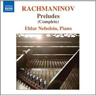 Preludes Op.23 & 32