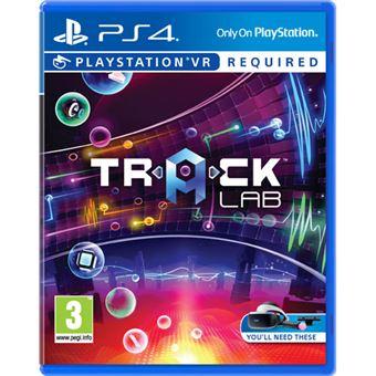 Track Lab VR - PS4
