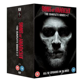 SONS OF ANARCHY: S1-7(30DVD) (IMP)