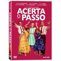 Acerta o Passo - DVD