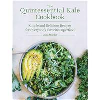 Quintessential kale cookbook