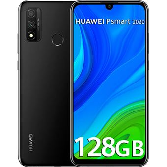 Smartphone Huawei P smart 2020 - 128GB - Preto