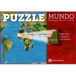 Puzzle Mundo - 453 Peças