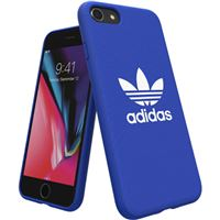 Capa Adidas Adicolor Moulded para iPhone 8 - Azul