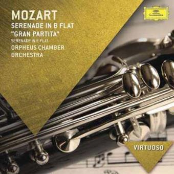 Mozart | Serenade No. 10 in B flat major, K361 'Gran Partita'
