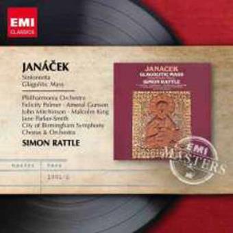 Janacek   Glagolitic Mass & Sinfonietta