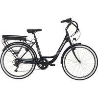 Bicicleta Eléctrica WAYSCRAL Everyway E100 26'' - Preto