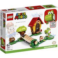 LEGO Super Mario 71367 Set Expansão Casa Mario E Yoshi