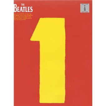 """""""beatles"""" """"1"""" for guitar tab"""