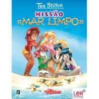 "As Aventuras das Tea Sisters - Livro 30: Missão ""Mar Limpo"""