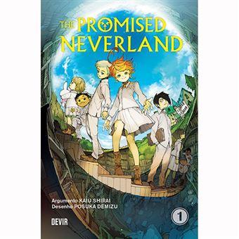 The Promised Neverland - Livro 1: A casa de Grace Field