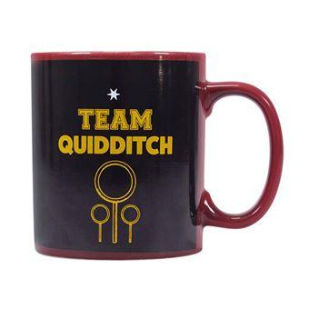 Caneca Termosensível Harry Potter Team Quidditch