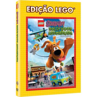 LEGO Scooby Doo! Hollywood Assombrada (DVD)