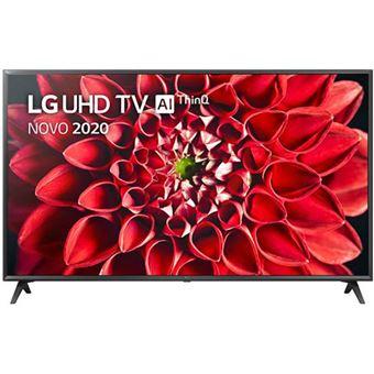 Smart TV LG HDR UHD 4K 43UN7100 109cm