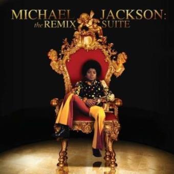 Michael Jackson: Remix Suites (2LP)