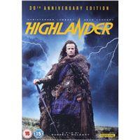 Highlander - DVD Importação
