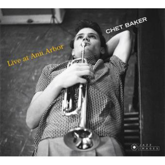 Live at Ann Arbor - CD