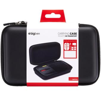 Bolsa Protetora Nintendo Switch BigBen - Preto