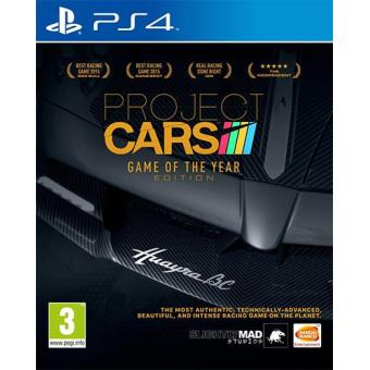 Project C.A.R.S.Game of The Year Edition PS4