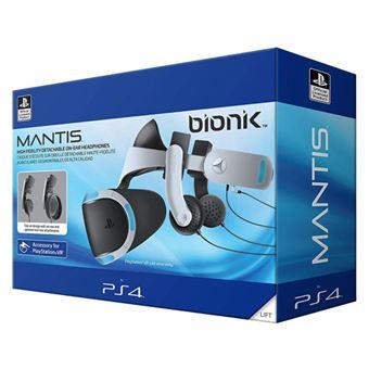 Auscultadores Gaming Bionik Mantis VR - PS4