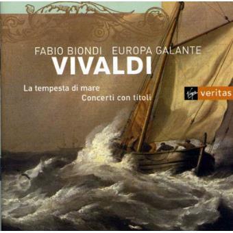 Vivaldi | Concerti con Titoli