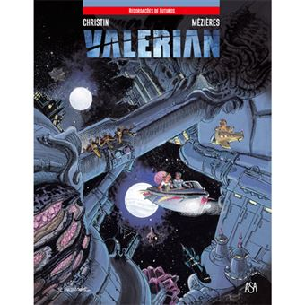 Valérian - Livro 12: Recordações de Futuros