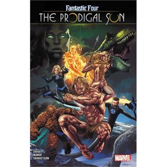 Fantastic four: prodigal sun