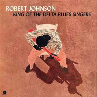 King of The Delta Blues Singers - LP 12''