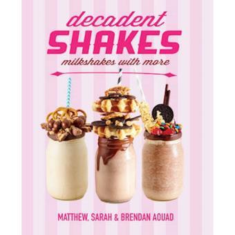 Decadent shakes