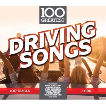 100 Greatest Driving Songs - 5CD