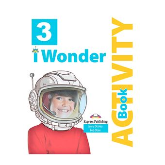 I Wonder 3 - Activity Book + Digiboo