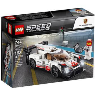 LEGO Speed Champions 75887 Porsche 919 Híbrido