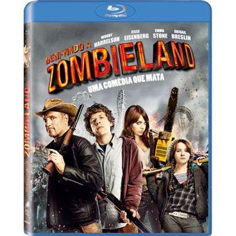Bem-vindo a Zombieland - Blu-ray