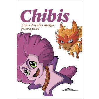 Como Desenhar Manga Passo a Passo: Chibis