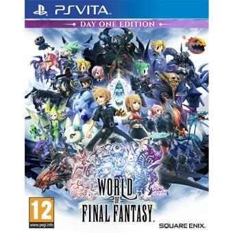 World of Final Fantasy PS Vita