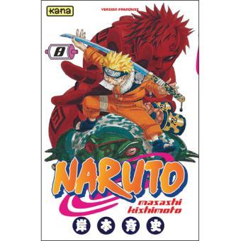 Naruto - Livre 8