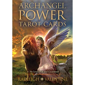 Archangel Power Tarot Cards: A 78-Card Deck and Guidebook