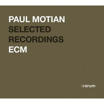 Paul Motian | Selected Recordings
