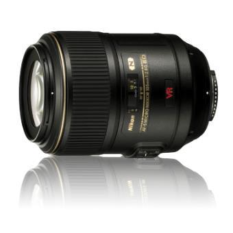 Nikon Objetiva AF-S Micro Nikkor 105mm f/2.8G VR