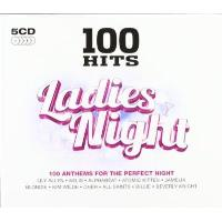 100 Hits: Ladies Night (5CD)