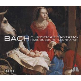 Bach | Christmas Cantatas (3CD)