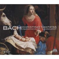 Bach | Christmas Cantatas (3CD)