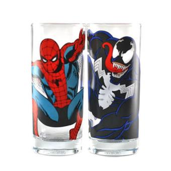 Marvel - Conjunto de 2 Copos Spiderman