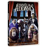 A Família Addams - DVD
