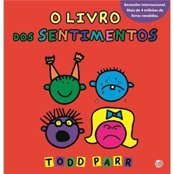 Os Livros do Todd - O Livro dos Sentimentos: Livro de Histórias