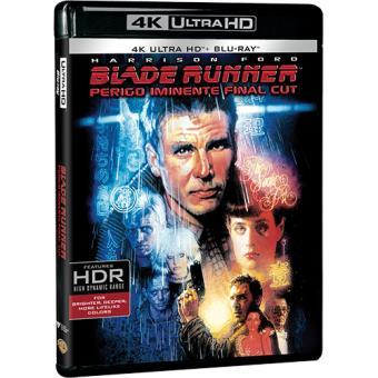 Blade Runner:Final Cut (4K Ultra HD + Blu-ray)