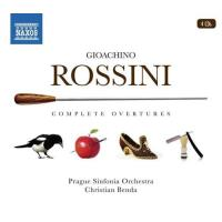 Rossini |Complete Overtures (4CD)
