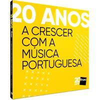 20 Anos Fnac Vol 1: Música Portuguesa - CD