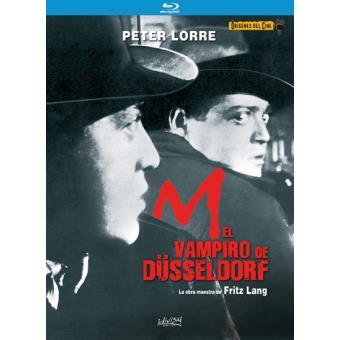 M, O Vampiro de Dusseldorf (Blu-ray + DVD)